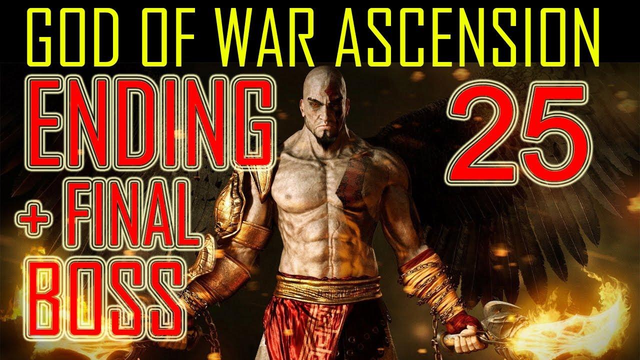 god of war 1 ending a relationship