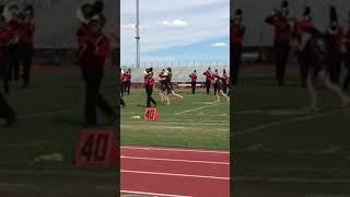 H S competition, Gilbert, AZ