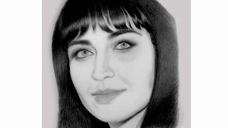 Faia Younan Drawing - رسم فايا يونان