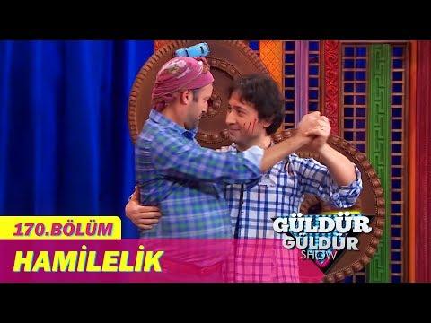 Güldür Güldür Show 170. Bölüm | Hamilelik