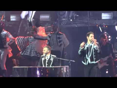 Take That - Shine - 28-4-15 Glasgow HD