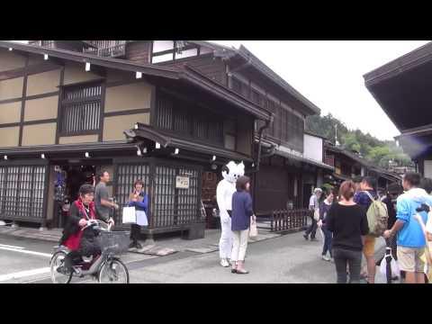 大徳さん 高山 さんまち 古い町並み Takayama Gifu