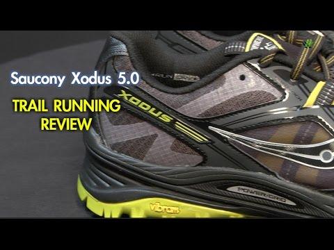 Saucony Xodus 5, os presentamos el buque insignia Trail Running de la marca americana