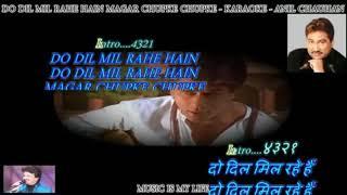 Medley Karaoke of Shahrukh Khan (4 songs)