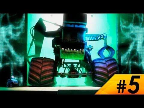 Тачки Мультачки: Байки Мэтра #5 - Мэтр Великий Рестлер   Прохождение игры