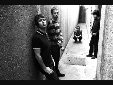 Oasis - Born On A Different Cloud