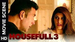 Jac Lean On Me | Housefull 3 | Movie Scene