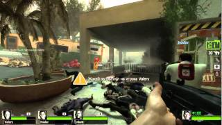 Left 4 Dead 2 HardCore Gameplay 1 mission