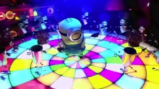 Minions Sing Happy Birthday Song - Dance Compilation, Remix