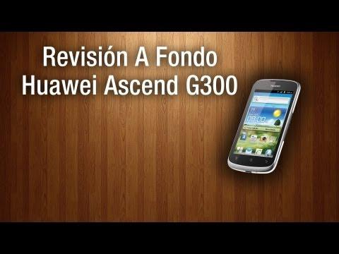 Revisión a fondo - Huawei Ascend G300