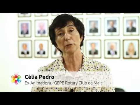 Testemunhos GEPE - Celia Pedro
