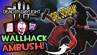 Download Lagu PIG WALLHACK AMBUSH SCARES! (Dead by Daylight - Funny Moments) Gratis STAFABAND