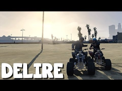 (Video-Delire) GTA 5 Online avec Azzdingue – Episode 04