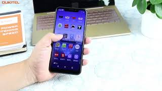 OUKITEL C12 Pro features preview