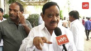 TRS Cantonment MLA Sayanna About His Victory | Telangana | KCR