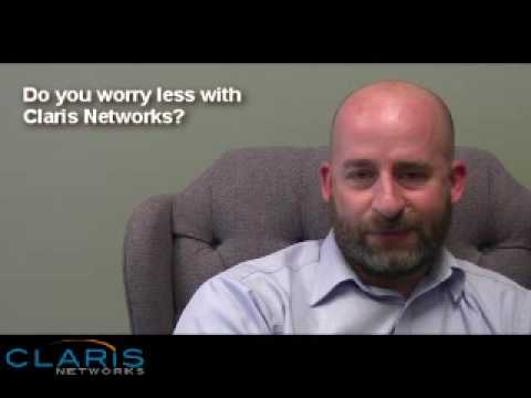 Claris Networks Client Success--East Tennessee Heart Consultants and SecureSuite