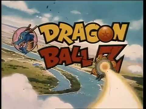 Dragon Ball Z Opening  (The Tree Of Might - Japanese Version)