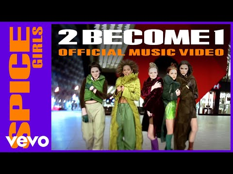 Spice Girls - 2 Become 1 Music Videos