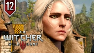 The Witcher 3: Wild Hunt ★ Episode 12 ★ Movie Series / All Cutscenes + Boss Fights 【Cirilla Ending】
