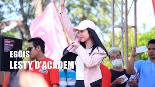 Download Lagu LESTI D'ACADEMY  EGOIS  I LIVE AT PEKALONGAN Gratis STAFABAND