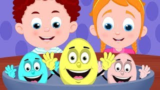 Mystery Eggs | Schoolies Cartoons | Videos For Children