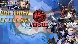 Dissidia Final Fantasy: Opera Omnia ACT 2 TEAM NINJA VS BALTHIER LC LVL 90