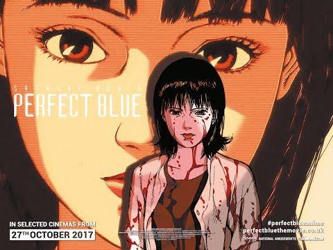 PERFECT BLUE Official Trailer (Anime) Satoshi Kon
