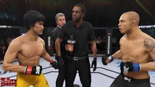 Top 10 Bruce Lee Knockouts - EA SPORTS TV