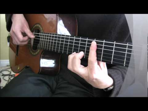 Ave Maria (Franz Schubert) - Fingerstyle Guitar Tab