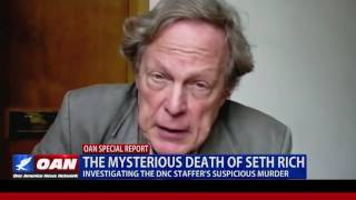 The Mysterious Death of Seth Rich