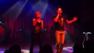 Jay & Lianie May - In a moment like this (live at Afrikaans Musiekfees in Arnhem, the Netherlands)
