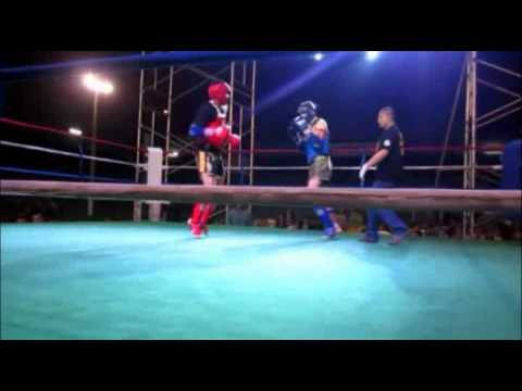 Rodrigo Anavitarte (Escuela F-14) vs Luis Tavara (Muay Thai Piura)