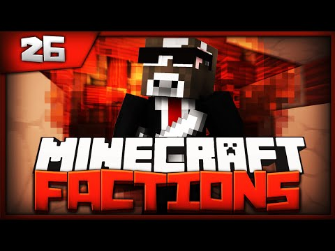 Minecraft FACTION Server Lets Play - OUR BEST RAID YET - Ep. 26