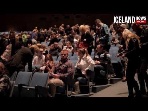 Ani Mru-Mru w Reykjaviku - 09.02.2014 - Iceland News Polska