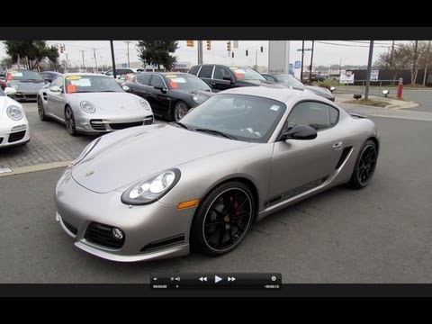 2012 Porsche Cayman R Start Up, Exhaust, and In Depth Review