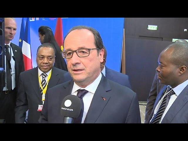 François Hollande en Angola pour raffermir les liens économiques et politiques - economy