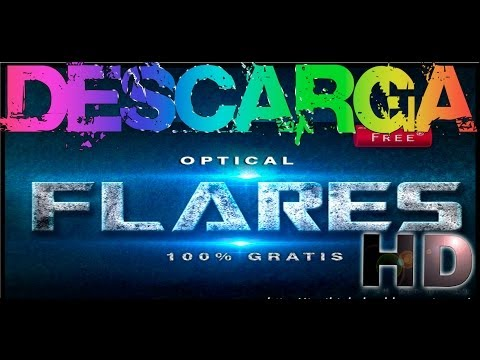 Descarga e instala OPTICAL FLARES FULL para After Effects