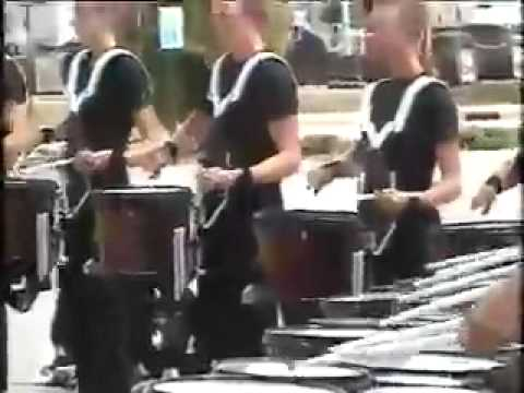 Glassmen 2004 Drumline-Accent Tap
