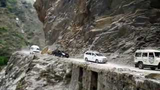 Badrinath Yatra 2015: The most Scariest and advantures road in india
