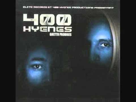 06 400 hyenes - le mal aux trousses ( feat dicidens )