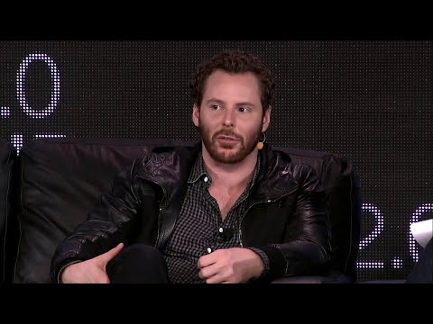 Web 2.0 Summit 2011:  Sean Parker,