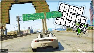 'SNAKEY MOVEMENTS!' GTA 5 Funny Moments (With The Sidemen)