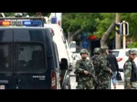 China Xinjiang: Police Kill 13 Attackers