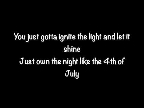 Firework - Katy Perry -Lyrics