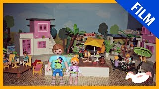 Playmobil Film deutsch - ROOMTOUR IM FERIENHAUS - PlaymoGeschichten - Kinderserie