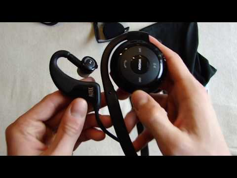 Nokia BH-503 Bluetooth Stereo Headset Black/Read - Unboxing