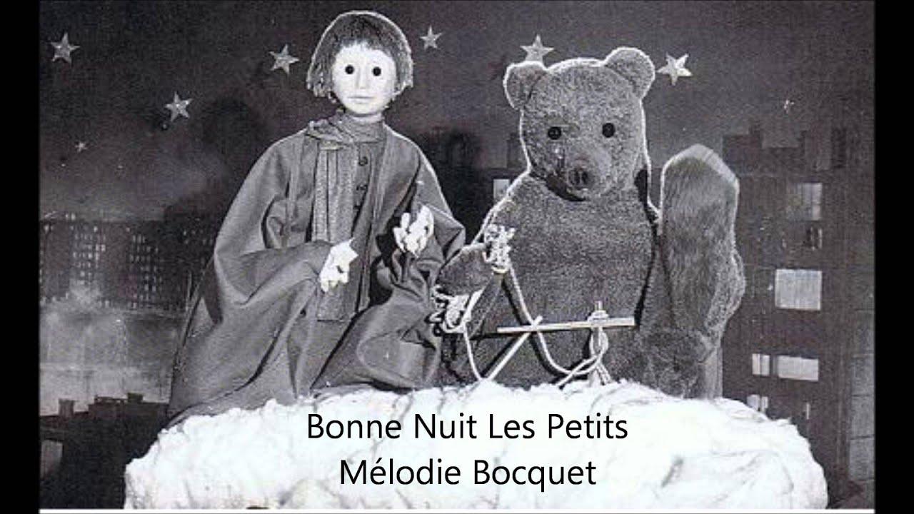 Bonne nuit les petits g n rique fin flute 1 m lodie bocquet youtube - Personnage bonne nuit les petit ...