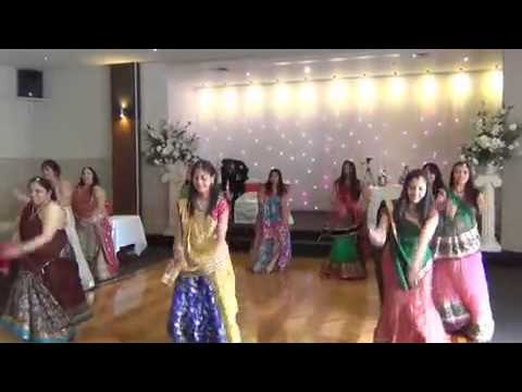 baby shower vibha- rajasthani ghoomar performance
