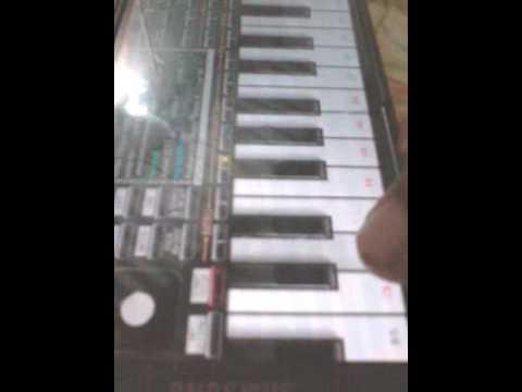 Kannam thumbi poramo.mobile piano