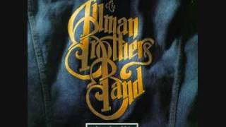 Watch Allman Brothers Band Desert Blues video